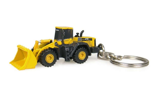Брелок трактор-навантажувач KOMATSU WA470