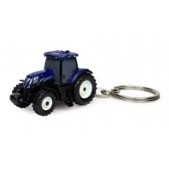 Брелок трактор NEW HOLLAND T7.210 BLUE POWER