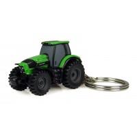 Брелок трактор DEUTZ-FAHR AGROTRON