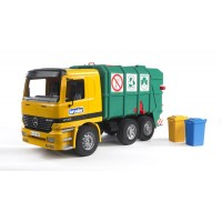 Игрушка Bruder Mерседес Бенц мусоровоз (01677)
