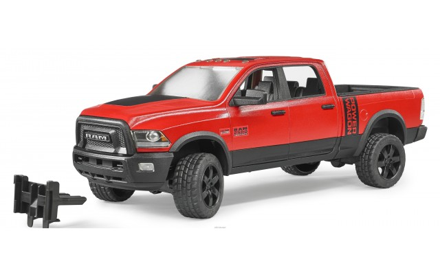 Пикап RAM 2500 Power Wagon Bruder (02500)