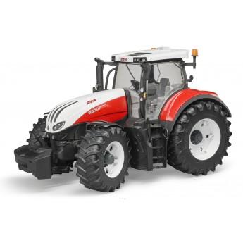 Іграшка трактор Steyr CVT 6300 Terrus Bruder 03180