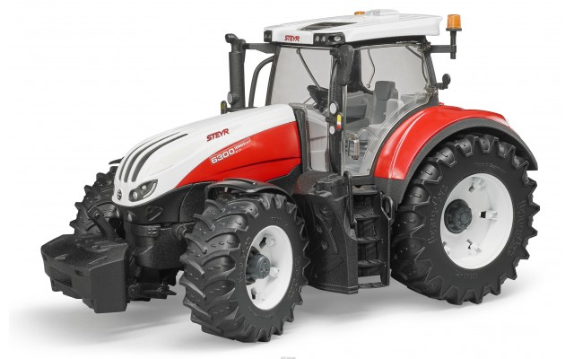 Игрушка Bruder трактор Steyr CVT 6300 Terrus (03180)