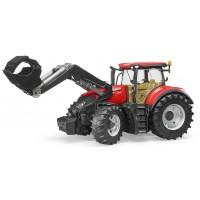 Іграшка трактор з навантажувачем Case Optum 300 CVX Bruder 03191