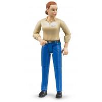Фігурка жінки Bruder 60408