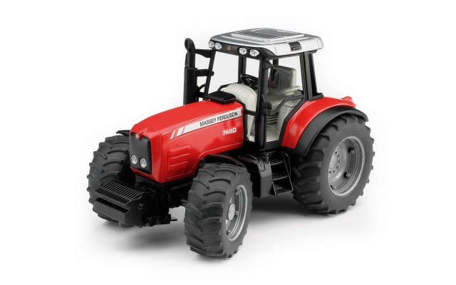 Игрушка Bruder трактор Massey Ferguson 7480 (02040)