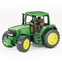Игрушка Bruder трактор John Deere 6920 (02050)