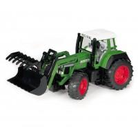 Іграшка трактор з навантажувачем Fendt Favorit 926 Vario Bruder 02062