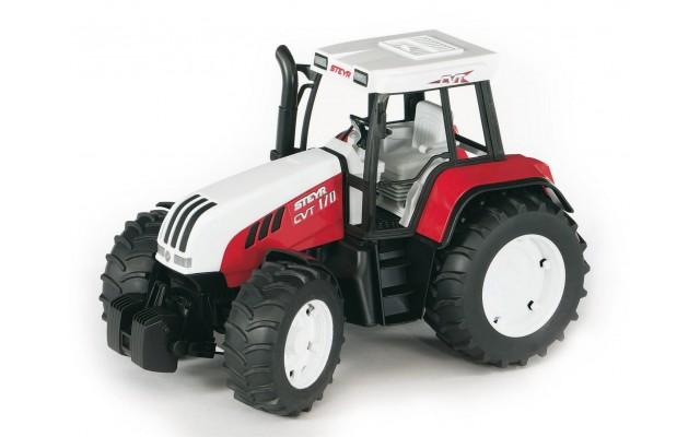 Іграшка трактор Steyr CVT 170 Bruder 02080