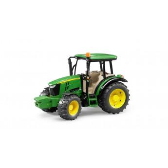 Игрушка Bruder трактор John Deere 5115 M (02106)