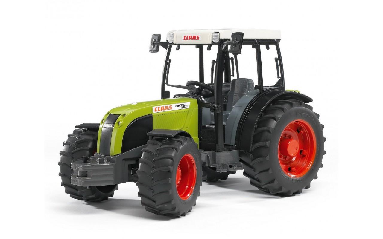 Іграшка трактор Claas Nectis 267 F Bruder 02110
