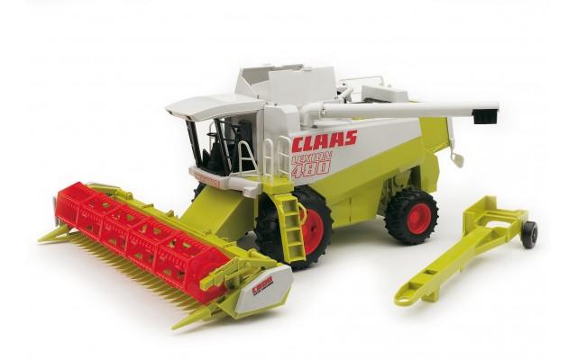 Іграшка комбайн Claas Lexion 480 Bruder 02120
