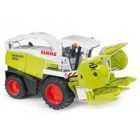 Іграшка комбайн Claas JAGUAR 900 Bruder 02131