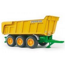 Іграшка причіп-самоскид Joskin жовтий Bruder 02212