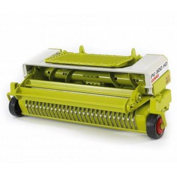 Іграшка підбирач сіна Claas Pick Up Bruder 02325