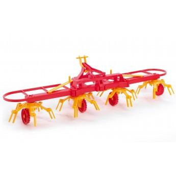 Іграшка граблі-ворушилки Bruder 02328