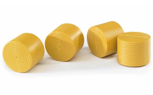 Фігурки рулони сіна, 4 шт. Bruder 02344