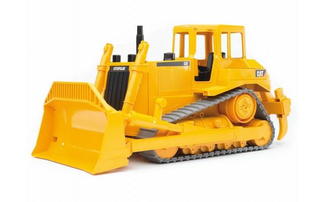 Іграшка гусеничний бульдозер CAT Bruder 02422