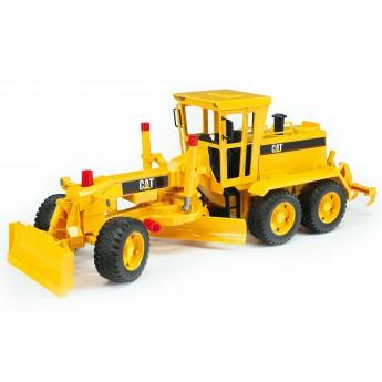 Іграшка грейдер CAT Bruder 02436