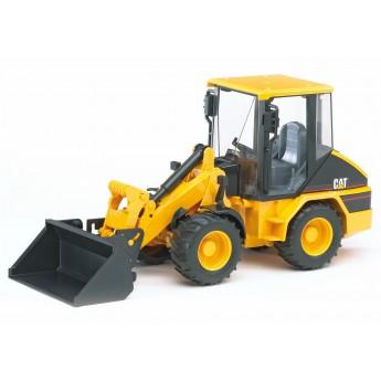 Іграшка колісний навантажувач CAT з ковшем Bruder 02441