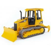 Іграшка гусеничний бульдозер CAT Bruder 02443