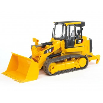 Іграшка гусеничний навантажувач CAT з ковшем Bruder 02447