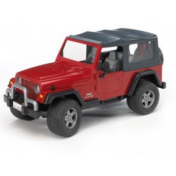 Іграшка позашляховик Jeep Wrangler Bruder 02520
