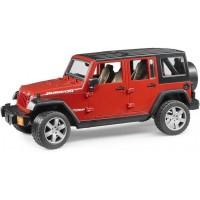 Іграшка позашляховик Jeep Wrangler Unlimited Rubicon Bruder 02525