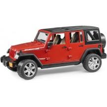 Игрушка Bruder внедорожник Jeep Wrangler Unlimited Rubicon (02525)