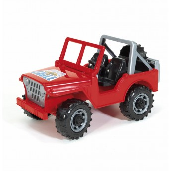 Іграшка позашляховик Jeep Bruder 02540