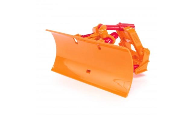 Іграшка відвал для снігу Bruder 02581