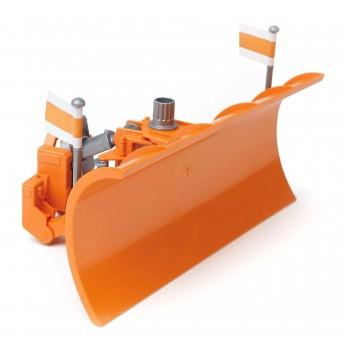 Іграшка відвал для снігу Bruder 02582