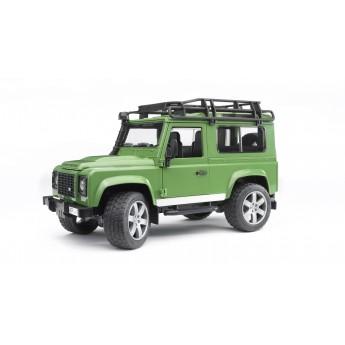 Іграшка позашляховик Land Rover Defender Bruder 02590