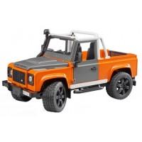 Іграшка позашляховик Land Rover Defender Bruder 02591