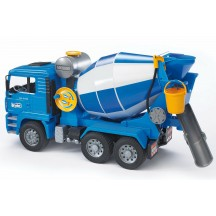 Іграшка бетоновоз MAN Bruder 02744
