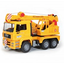 Іграшка автокран MAN Bruder 02754