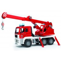 Игрушка пожарный кран Bruder MAN (02770)