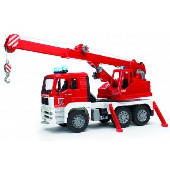 Іграшка пожежний кран MAN Bruder 02770