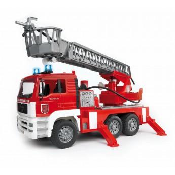 Іграшка пожежна машина MAN Bruder 02771