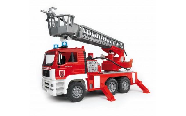 Игрушка пожарная машина Bruder MAN (02771)