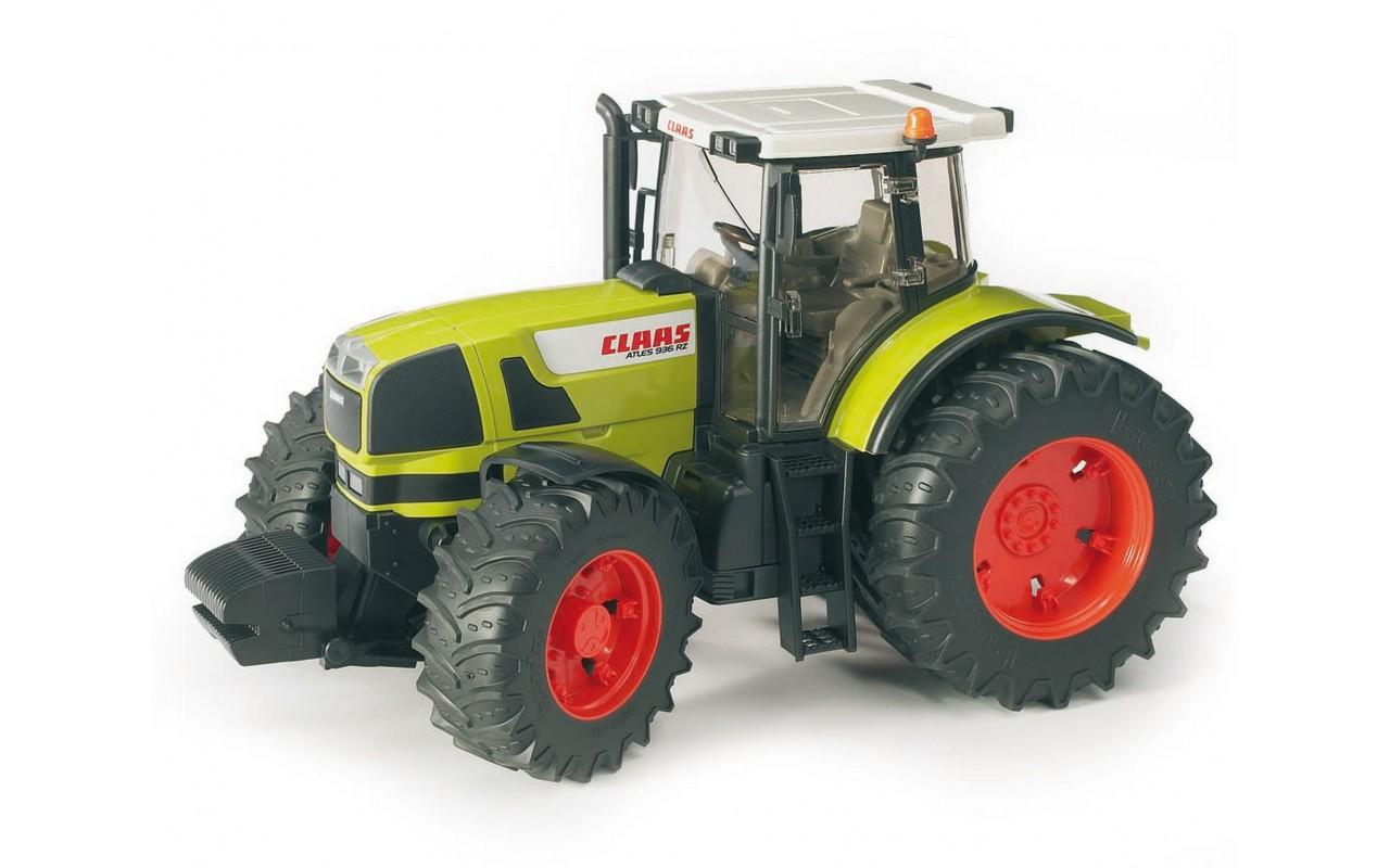 Игрушка Bruder трактор Claas Atles 936 RZ (03010)