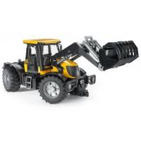 Игрушка Bruder трактор JCB Fastrac 3220 с погрузчиком (03031)