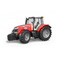 Игрушка Bruder трактор Massey Ferguson 7624 (03046)