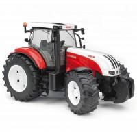 Іграшка трактор Steyr CVT 6230 Bruder 03090