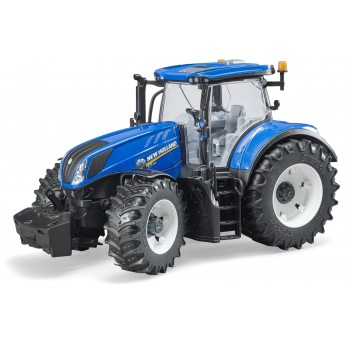 Игрушка Bruder трактор New Holland T7.315 (03120)