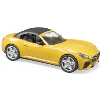 Машинка Bruder спортивний автомобіль Roadster зі знімним дахом (03480)