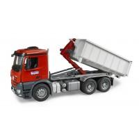 Іграшка самоскид-контейнеровоз Mercedes-Benz Bruder 03622