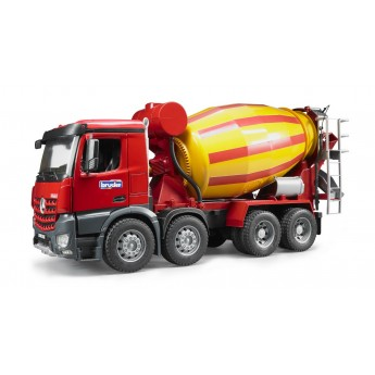 Іграшка бетоновоз Mercedes-Benz Bruder 03654