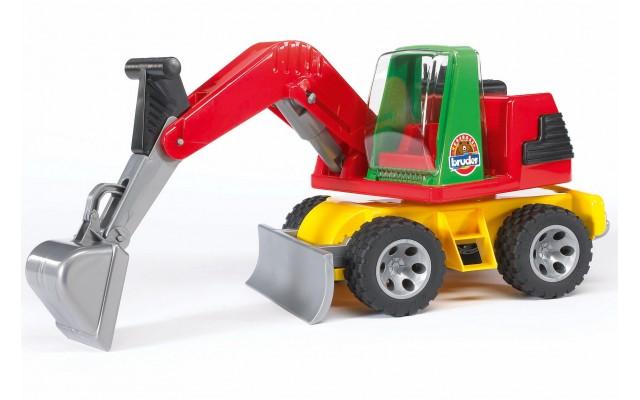 Іграшка екскаватор Roadmax Bruder 20050