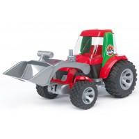 Іграшка трактор-навантажувач Roadmax Bruder 20102